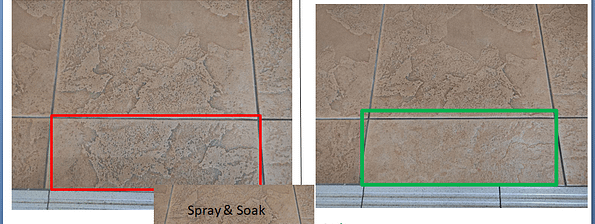Floor Surface Cleaning