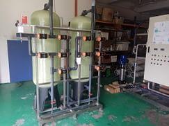 Wastewater Treatment Fibre Tank