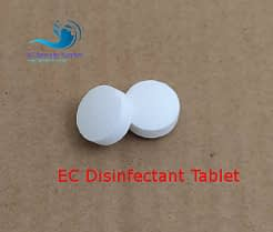 EC Disinfectant Tablet