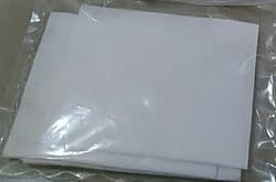 PVA foam wiper